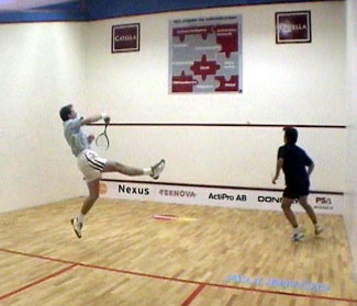 Squash växjö