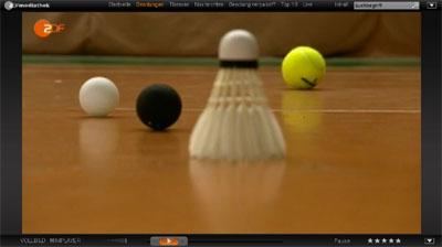 video zdf sport
